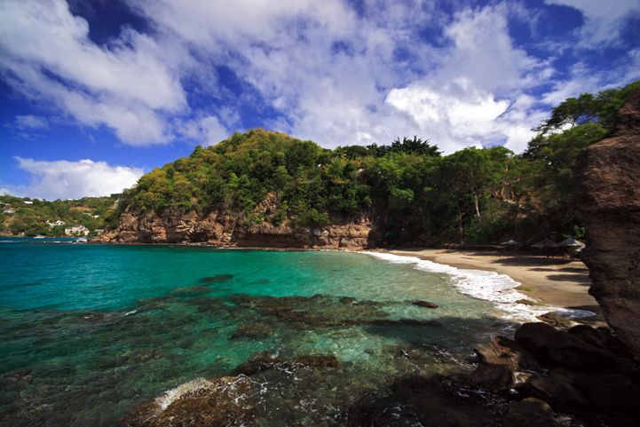 Cap Maison in St.Lucia....quiet romantic & beautiful St