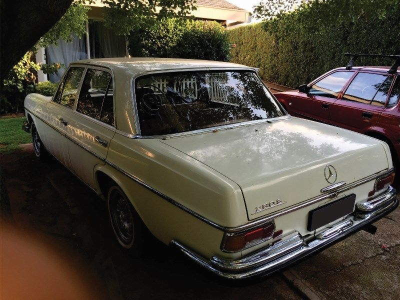 w108 mercedes benz 280s for sale in constantia kloof image