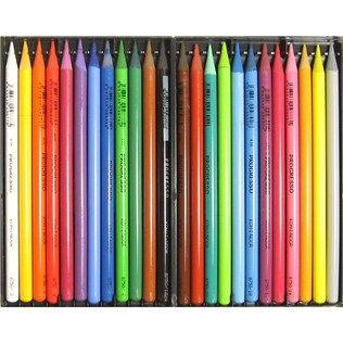 Woodless Color Pencil 24 Piece Set Shop Hobby Lobby Articulos Escolares Lapices Material Escolar