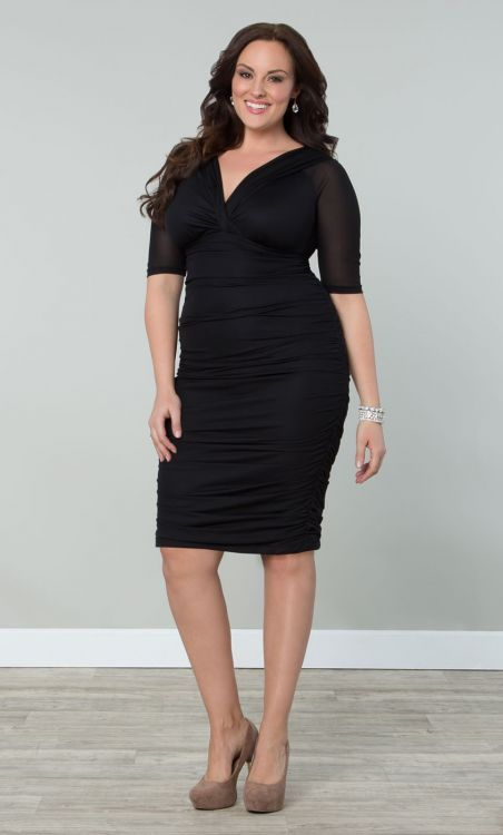 af4a6a88b4f Betsey Ruched Dress