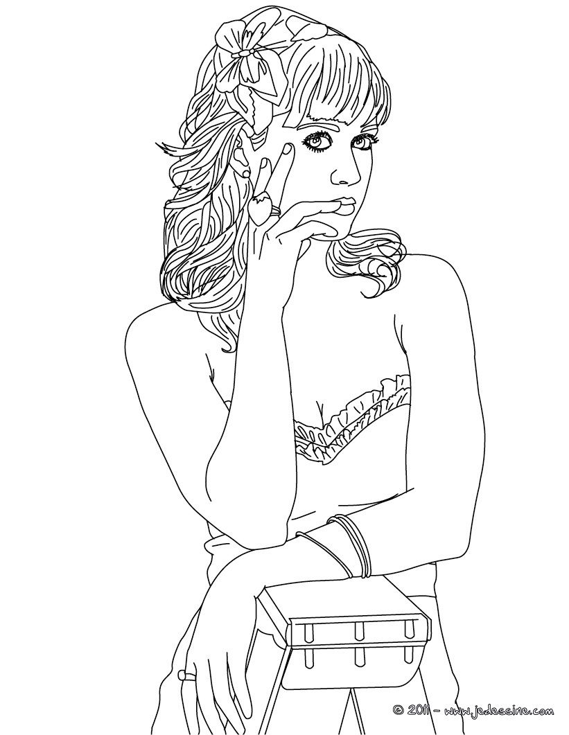Uncategorized Katy Perry Coloring Page katy perry coloring pages tattoo artist manu farrarons manao tatouage polynesien