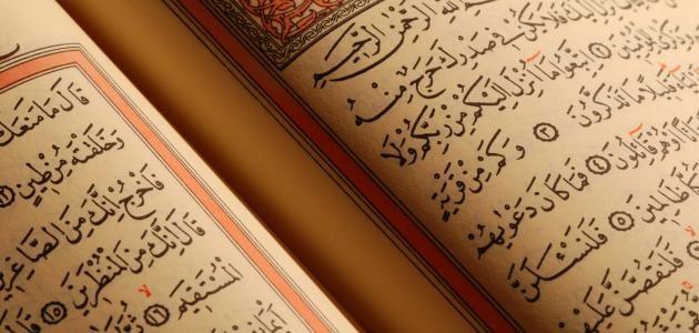 أطول كلمة في القرآن Quran Book Quran Quran Recitation