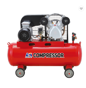 Install Complete Compressed air, Air compressor