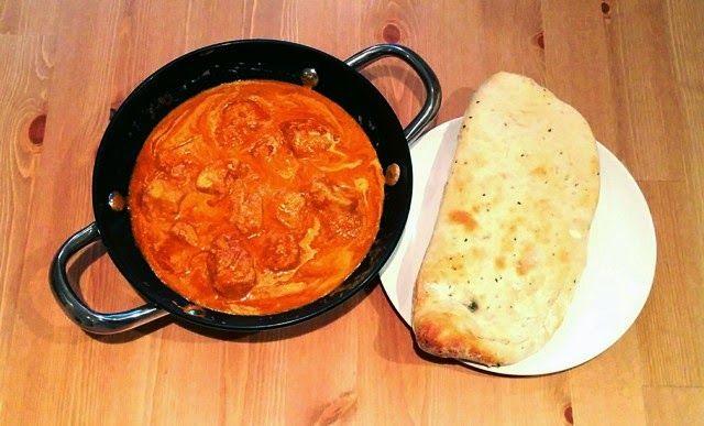 Murgh Makhani/Butter Chicken ~ BashBery