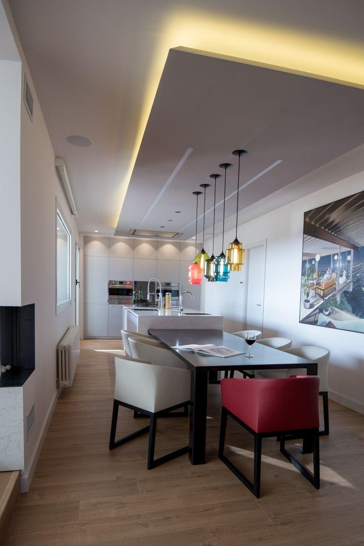 Cocina Santos, modelo #Intra L en color Gris Arena. #cocinas ...