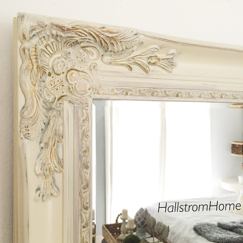 Large Framed Mirror Bathroom Mirror | Large framed mirrors, Mirror ...