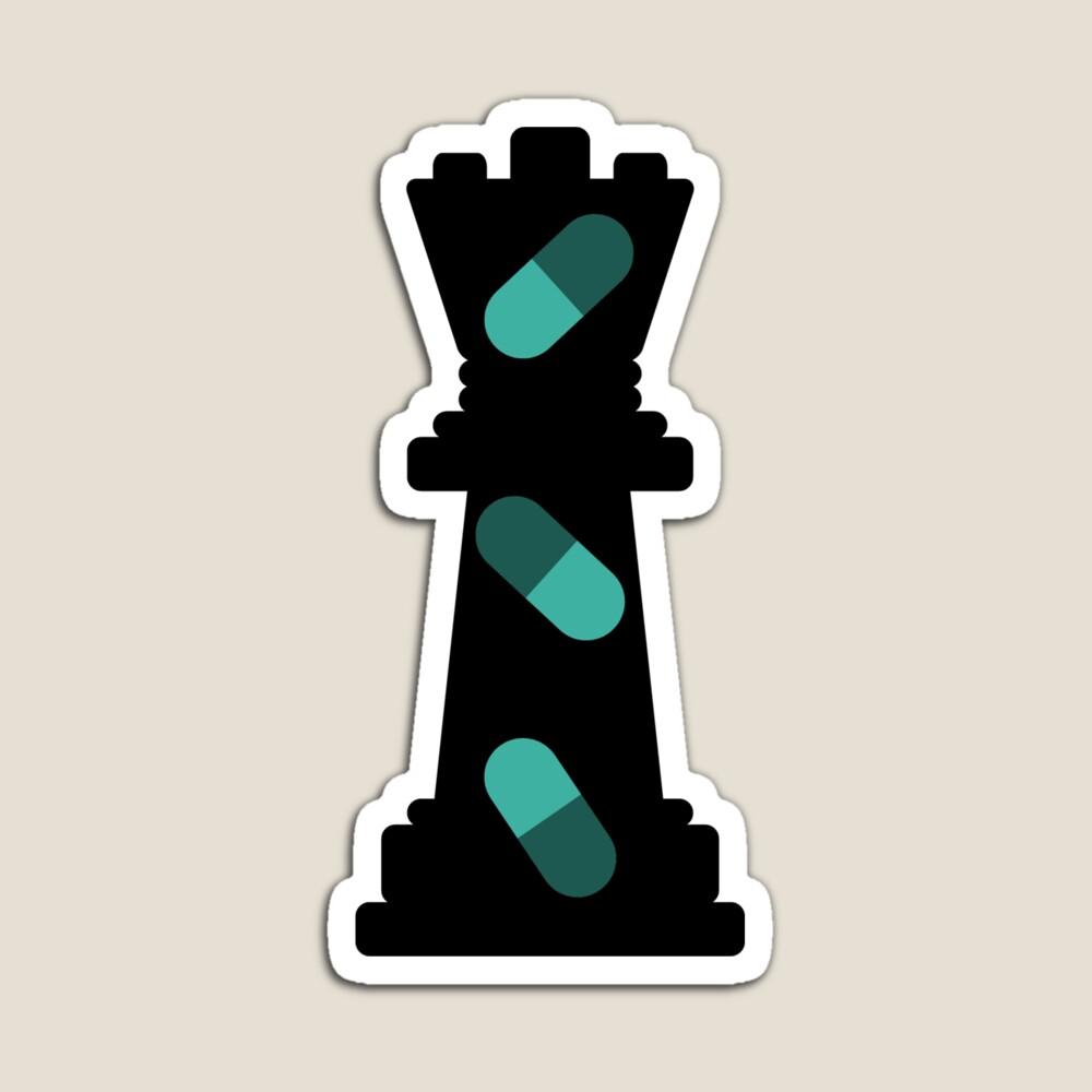 Gambit Chess Pill by MariusMunteanu | Redbubble