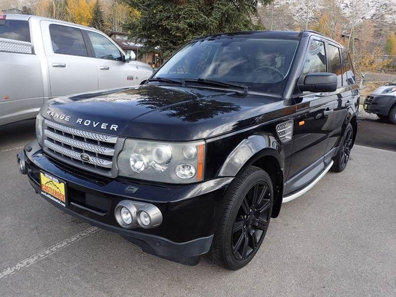 Used 2006 Land Rover Range Rover Sport Supercharged 4dr