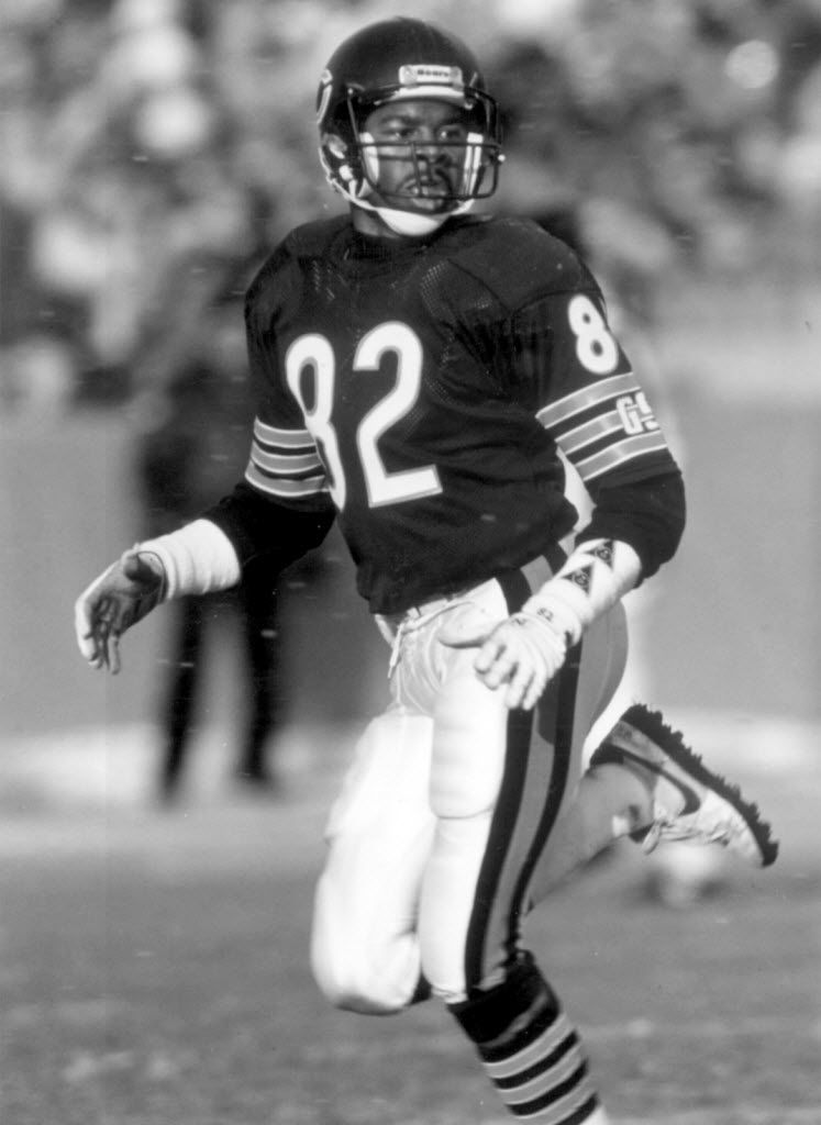 Wendell Davis Bears NFL Football helmets, Sports team