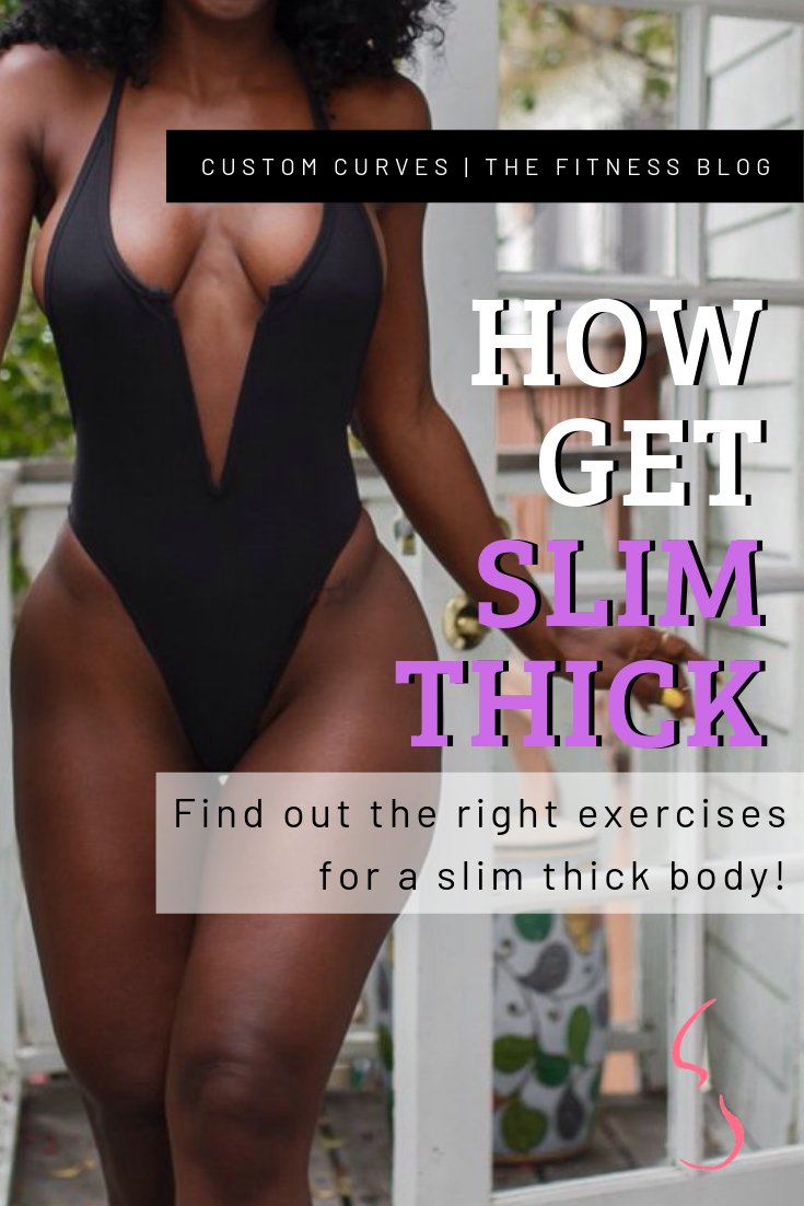 How to Get Slim Thick Curves are life–but what if you don't have them? To un…