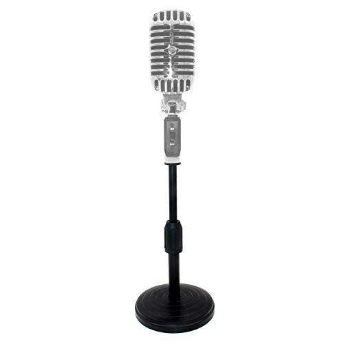 auray tt iso isolating desktop microphone stand