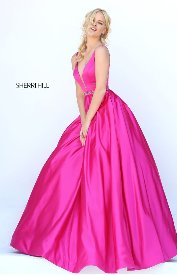 Sherri Hill 50496 | Dresses | Pinterest | Vestiditos, Vestido de ...