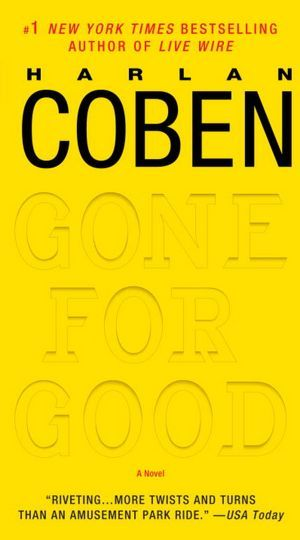 Tell No One Paperback Harlan Coben Books Harlan Coben Gone For Good