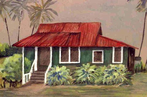 Hawaiian housing values inb tailspin