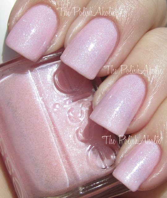 Pink-A-Boo- Essie : I just bought this tonight at CVS and it is the ...