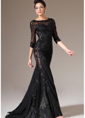 Modelos de vestidos elegantes 2019