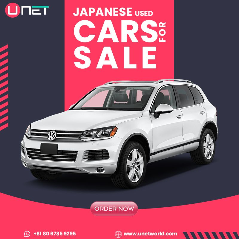 #Unet aims to deliver the highest quality #Japanese used cars at #affordable prices to customers all around the world. For this purpose, we offer highly reliable shipping services and customer support always. We offer all the top brands, models, engine types, transmission types, and budget-friendly #cars to #buy. Get in touch with us right now to buy your dream car.   WhatsApp +81 80 6785 9295  #japanesecar #JapaneseUsedCars #StockAlert #usedcars #japanusedcars