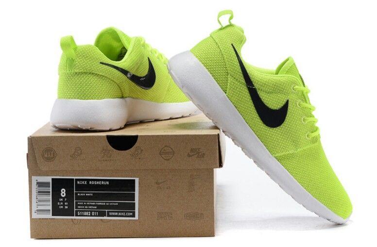huge selection of fa80b a1855 Nike Homme Le Flashy Roshe Jaune Chaussure Est Femme Run Produit ZEgwgqPxf