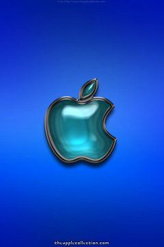 Apple iPhone Art 3D Style Wallpaper. Download this free