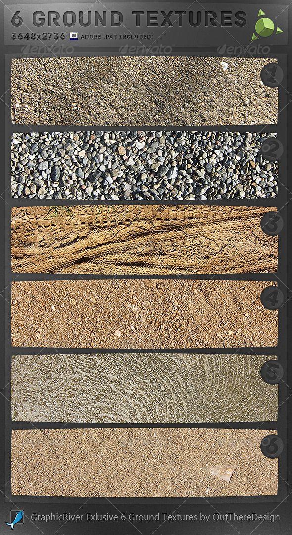 6 Ground Textures Photoshop Textures Texture Photography Texture