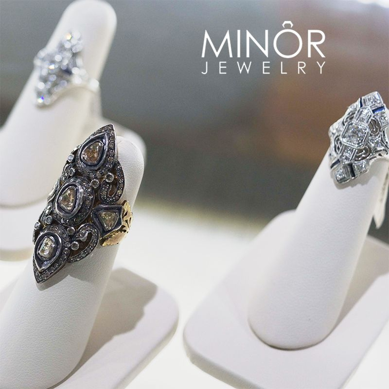 Come check out our wide variety of gorgeous Estate Jewelry ...