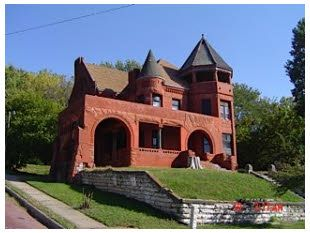 In St Joseph Mo I Remember When This Was Run Down Thank You For Bringing It Back With Wow Factor Old House Dreams St Joseph Romanesque