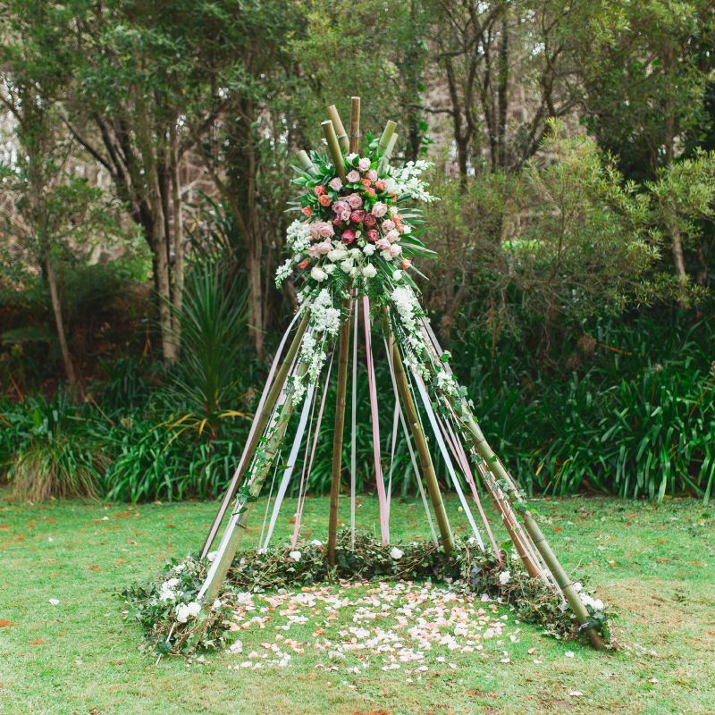 Wedding Altars For Sale: Naked Teepee In 2019