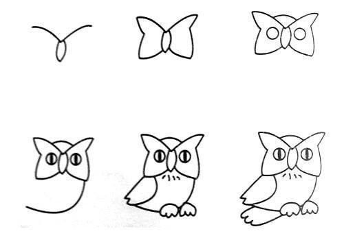 How to draw easy animal figures in simple steps icreativeideas com follow us on facebook https www facebook com icreativeideas