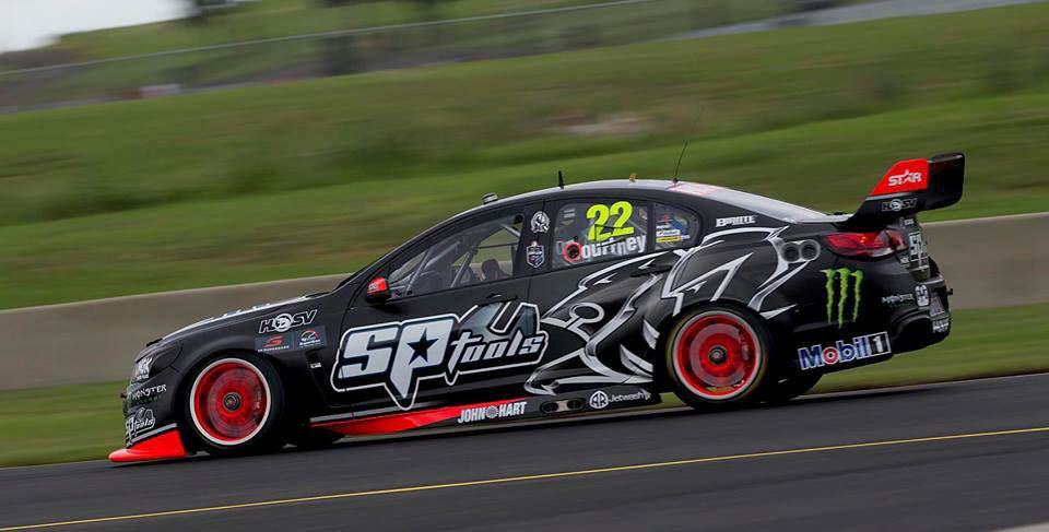 James Courtney 22 V8 supercars australia, V8 supercars