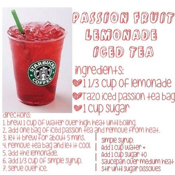 How to Make Your Favorite Starbucks Drink at Home #healthystarbucksdrinks