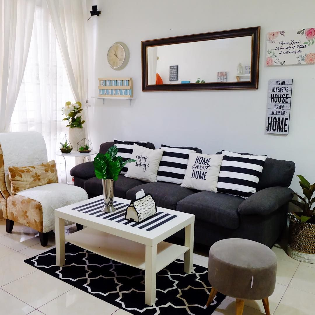Simple Living Decorating Room