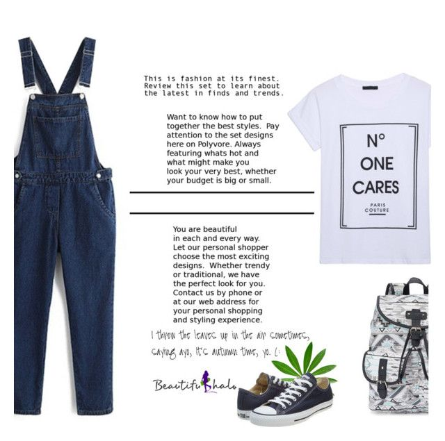 """""""Beautifulhalo"""" by eddy-smilee ❤ liked on Polyvore featuring Candie's, Converse, women's clothing, women, female, woman, misses, juniors, beautifulhalo and bhalo"""