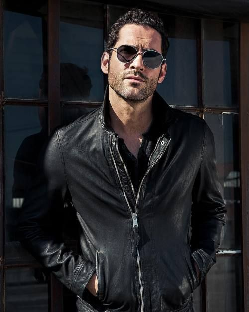 Tom Ellis Rush: Pin By Ethan Chance On Men's Leather Jackets In 2019