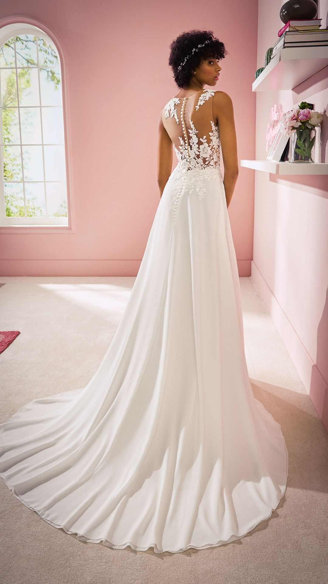 Hochzeitskleider 10 White One Kollektion Modell: AMA-C