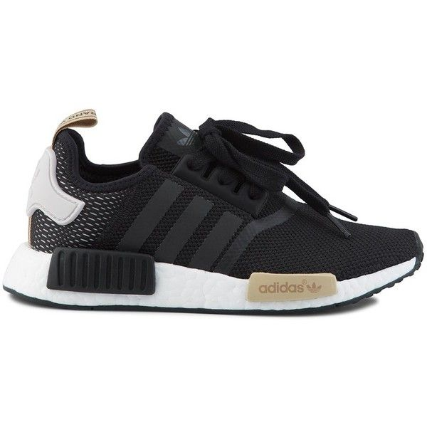 57503e99e Adidas NMD R1 Sneaker ( 115) ❤ liked on Polyvore featuring shoes ...