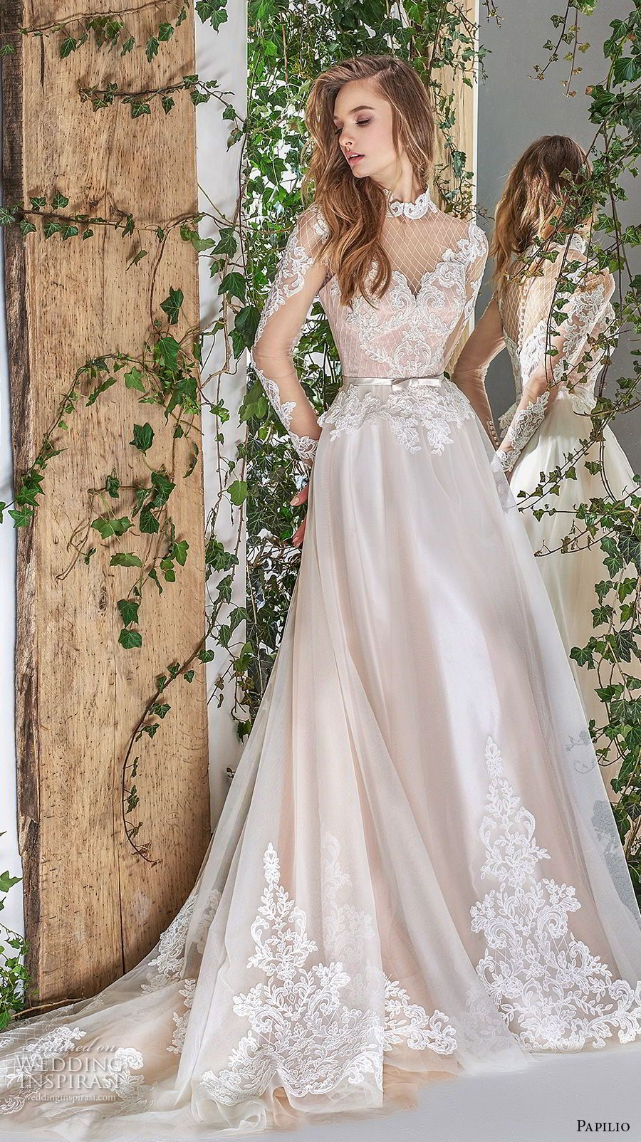 Wedding dress without train  Papilio  Wedding Dresses u ucWonderlandud Bridal Collection