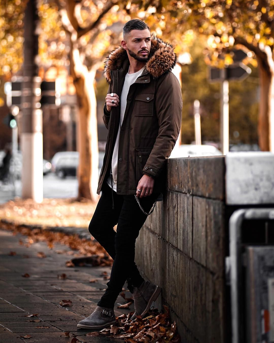 Fio On Instagram It Is Finally Cold In Germany  E D  The Winter Parkas By Venuefashion Are Perfect For The Cold Winter Days Wish You All A Nice Evening