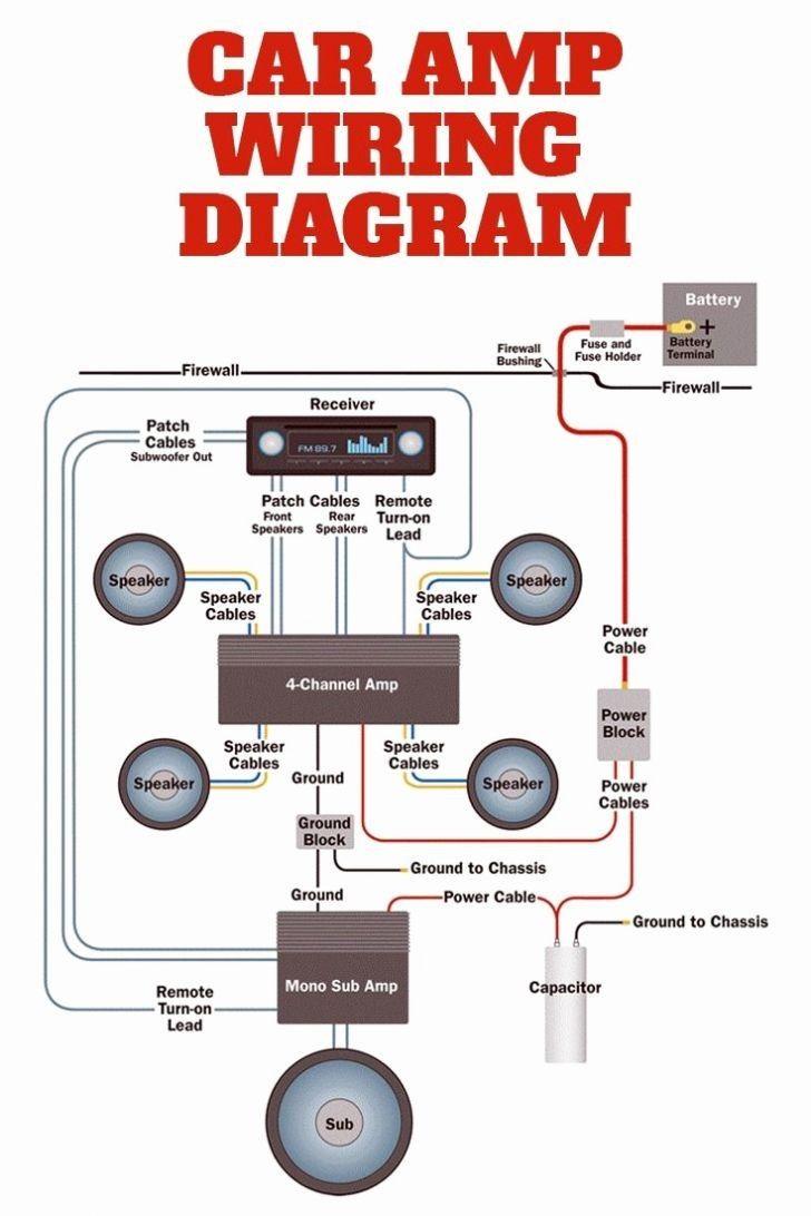 New Jl Audio Subwoofer Wiring Diagram