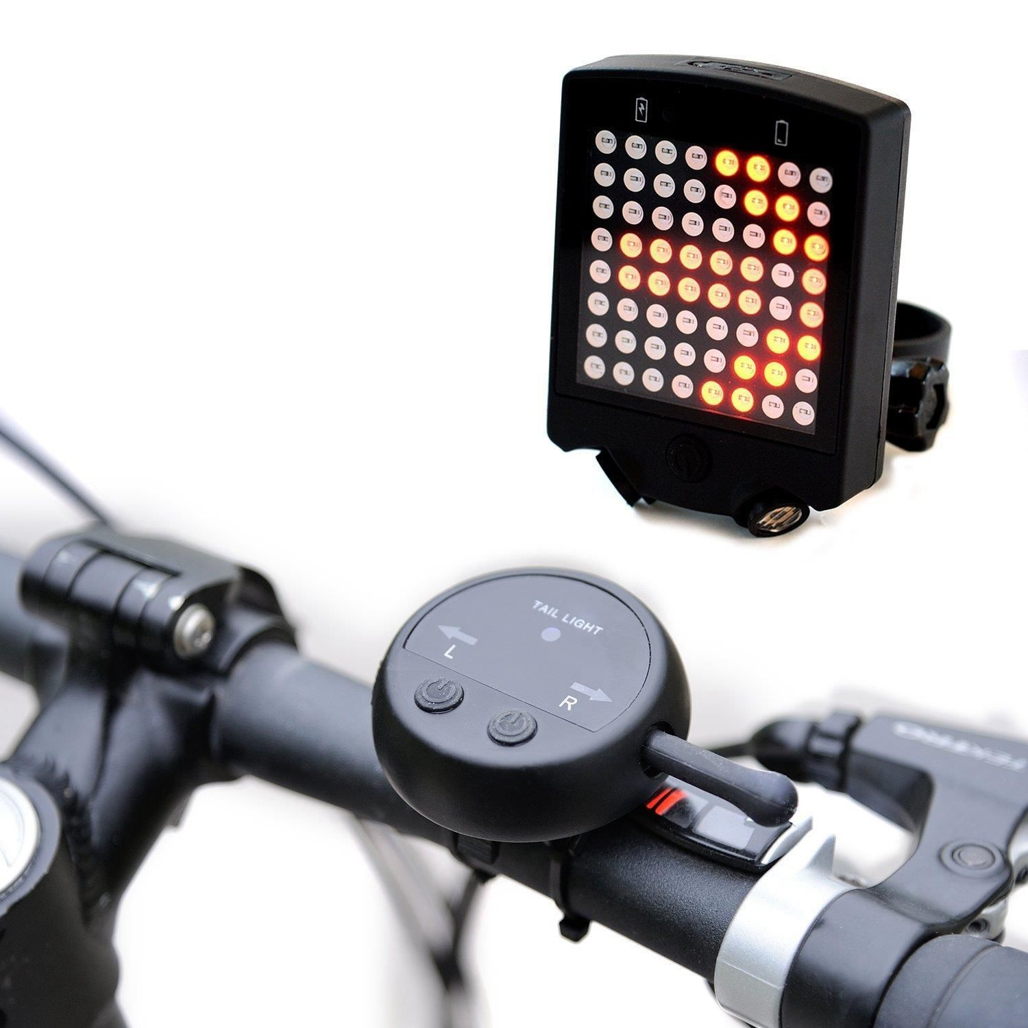 Bicycle Indicator Bike Rear Light Lamp Cycling Safety Turn Signals Light Cycle