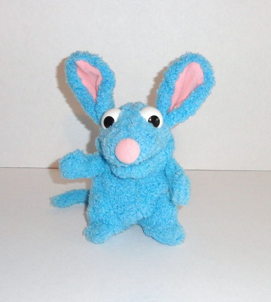 Disney Bear In The Big Blue House Tutter Mouse Plush Disney Toys
