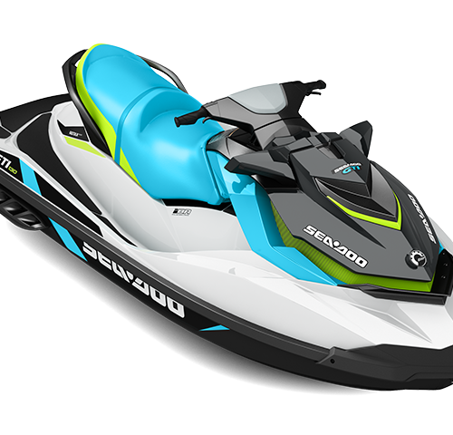 Sea Doo Gti 130 Jet Ski Skis For Sale Can Am