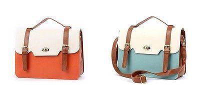 eb91df66f56c New Women Ladies Messenger Satchel Bag Cross Body Square Shoulder Handbag  Totes