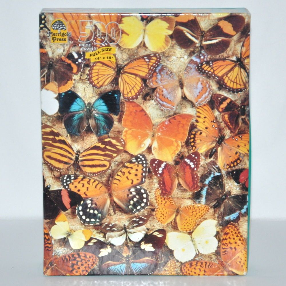 Merrigold Press 500 Piece Puzzle