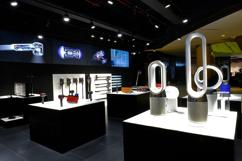 Dyson expands in India opens its fourth Dyson Demo Store in Chennai at VR Chennai