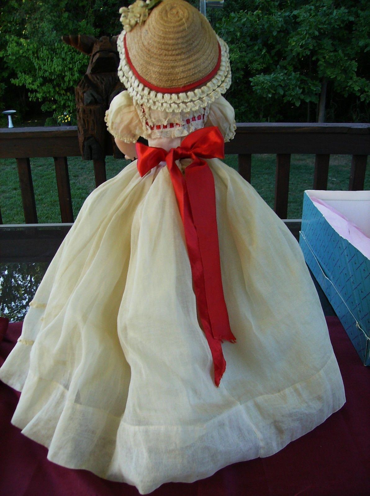 "Vintage 20"" Cissy Doll by Madame Alexander | eBay"