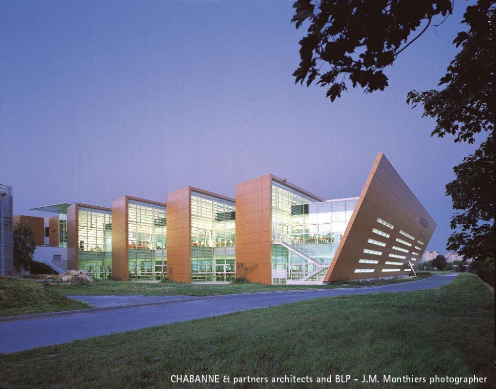 Classic University Library Exterior Facade Superb Architecture