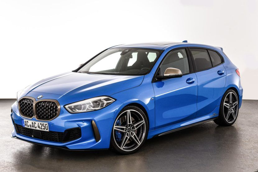 Ac Schnitzer Spices Up The New Bmw 1 Series With Bespoke Tuning