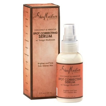 "SheaMoisture Coconut and Hibiscus Spot Correcting Serum - On my ""2 Try"" list"