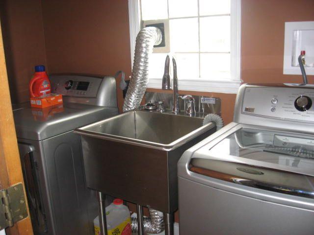 Griffin Utility Sink Lt 118 Griffin Lt 118 21 X 18 Utility Sink