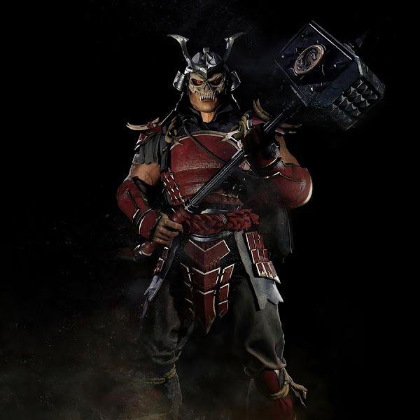 Shao Kahn, Mortal Kombat 11, 4K, 3840x2160, 6 Wallpaper